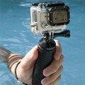 Gopro acessórios handheld vara monopé aperto de mão flutuante handle bar para xiaomi yi camera ação gopro hero 4 3 + 3 2