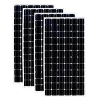 Солнечная панель s для дома 800 Вт панель Солнечная 200 Вт В 24 В 4 шт. Cargador солнечное зарядное устройство батарея лодка Autocaravanas домашняя система