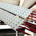 50 см 12В led Жесткая жесткая полоса алюминиевые фары супер яркие 5050 SMD36 SMD светодиодные жесткие светодиодные полосы