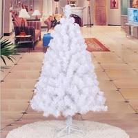 120cm / 1.2 beige encryption Christmas tree PVC environmentally friendly materials and decorative Christmas Shopping Arcade