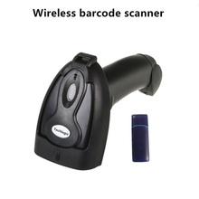 Wireless Barcode Scanner 1D Laser Bar Code Scanner Code Reader for Pos and Inventory Code Gun cheap CMOS 300*600 100 scans second Techlogic Mar-13 32 Bit Laser Light 906 2015W