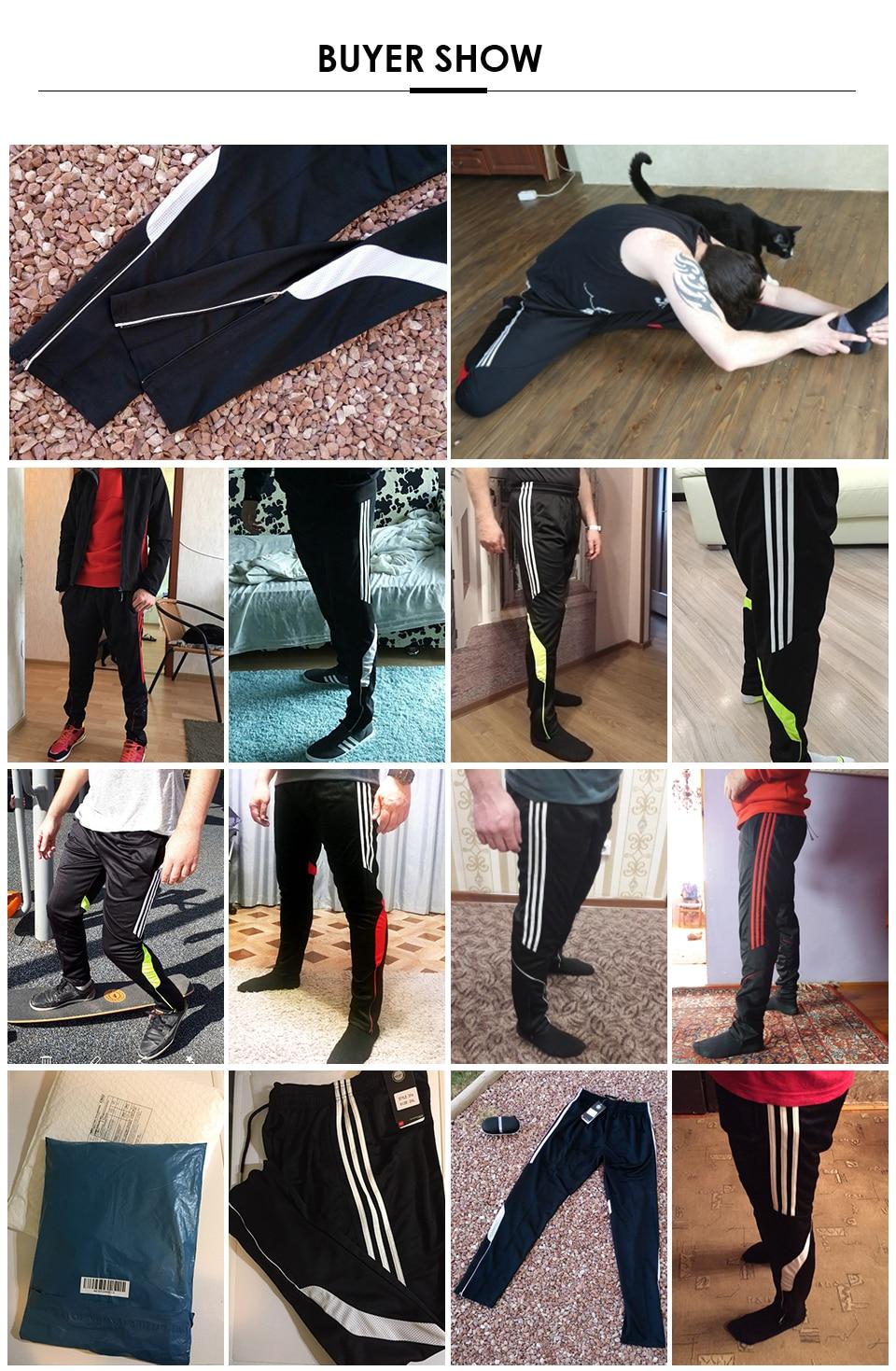 running pants buyer show