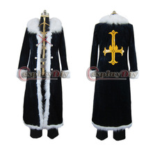 Cosplaydiy Hunter X Hunter Cosplay Chrollo Lucilfer Cosplay Costume Freeshipping