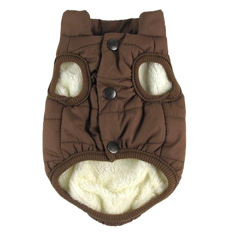 Зимняя одежда для собак-3