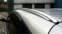 Car Roof Top Mounted Rack Rails Bar For BMW X5 F15 2014 2015