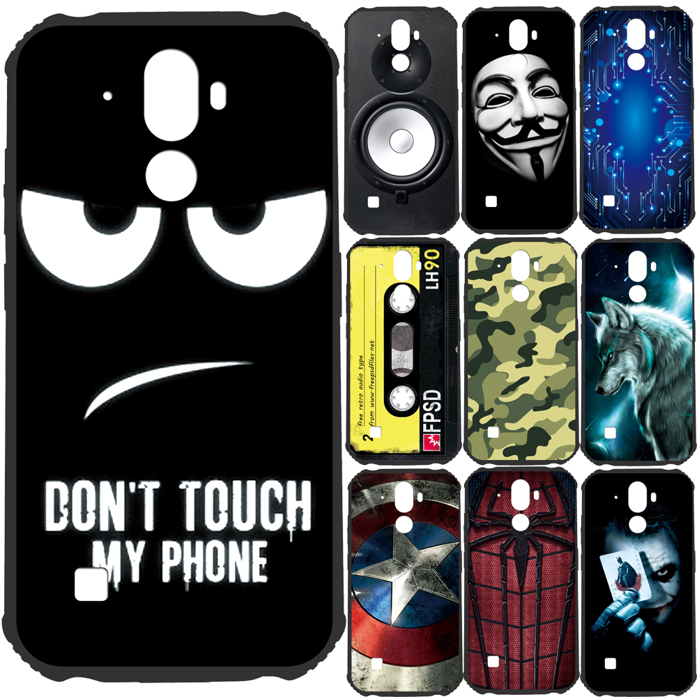 GUCOON Silicone Cover for Doogee S40 Lite Case Soft TPU Protective Phone Back Case for Doogee S40 S55 S90 5.99inch Bumper Shell(China)