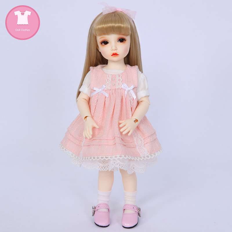 Image 5 - BJD Clothes Bjd girl 1/6 bid/sd Sexy dress beautiful doll clothes Repair the body  OUENEIFSDolls Accessories   -