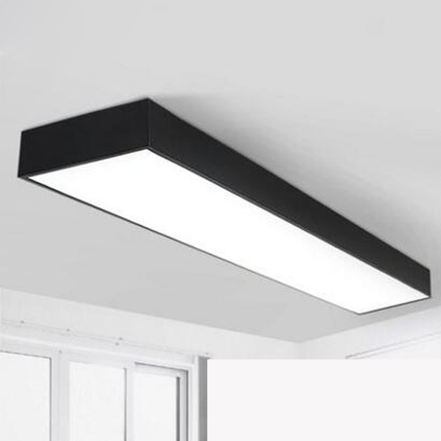 LED office ceiling lamp modern minimalist rectangular balcony aisle corridor long ceiling lamps LED OFFICE lighting fixture led