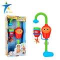 Nuevos Niños de Pulverización de Agua Grifos juguetes del baño del bebé Baño Bañera juguetes fuente fuente Primeros Juguetes Educativos Regalos Envío gratis
