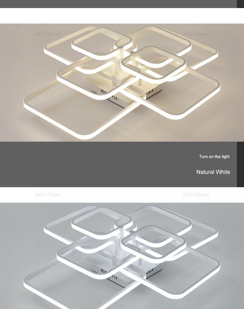 Fixtures Giảm living Aluminum 7