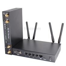 Низкая стоимость высокая скорость CAT4 R340 серии Dual sim LTE автобус Wi-Fi 4G маршрутизатор для автомобиля