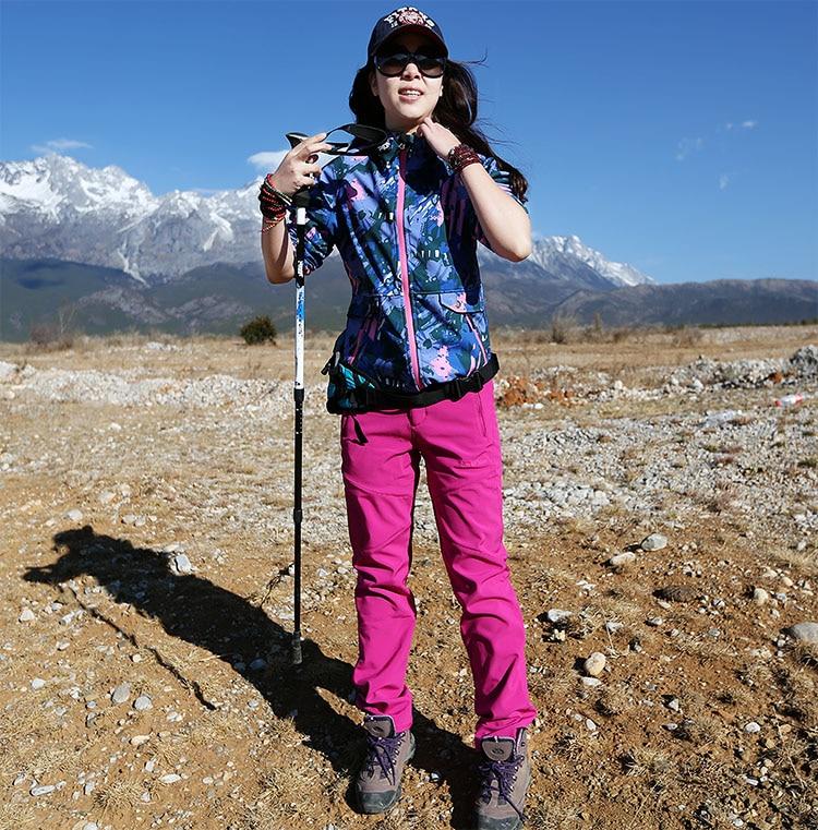 Hiking pants AD021 Model Show 8