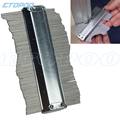 125 мм 5 дюймов металлический Профессиональный контурный профиль Калибр 150 мм 6 дюймов плиточный ламинат общий инструмент контурный манометр дубликатор - фото
