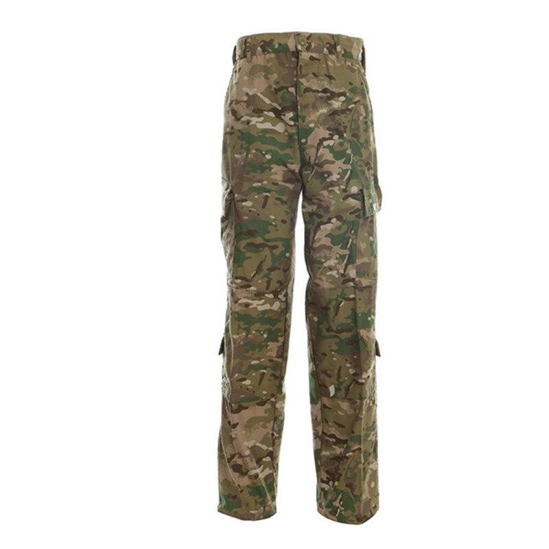 Fashion Style Tactical Camuffamento Pantaloni Cargo Militari Acu Uomini Soldato Esercito Uniforme Militare Di Combattimento Rapida Asciugatura Traspirante Pantaloni