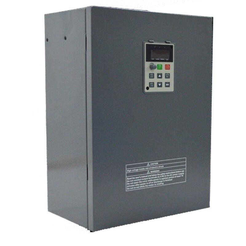 Тяжелые нагрузки VFD 15kw 20.5hp инвертор 400 Гц переменной частоты контроля скорости двигателя 380 В 3ph двигатель переменного тока Привод VFD best Новый