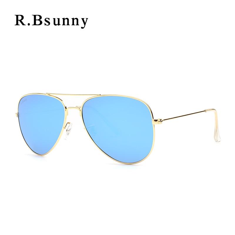 HD couleur objectif Hommes lunettes de soleil dernières mode classique Air Force Marques rétro Femmes lunettes de soleil polarisées conduite plage Préférée