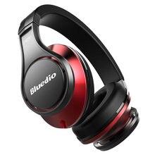 Bluedio U UFO Bluetooth наушники 3D бас стерео HiFi за ухо Беспроводная гарнитура с микрофоном для iPhone Xiaomi Huawei Android