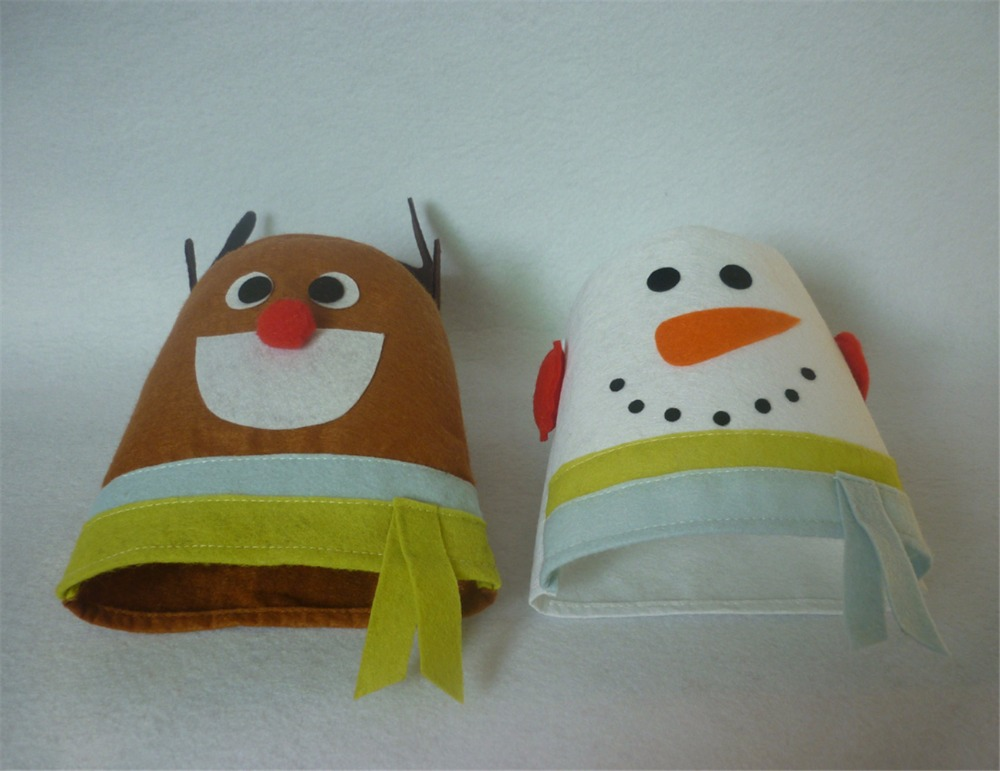 2PC/LOT Merry Christmas Snowman And Elk Toilet Roll Paper Holder Bathroom  Tissue Boxes Paper Cover Home Decoration In Tissue Boxes From Home U0026 Garden  On ...