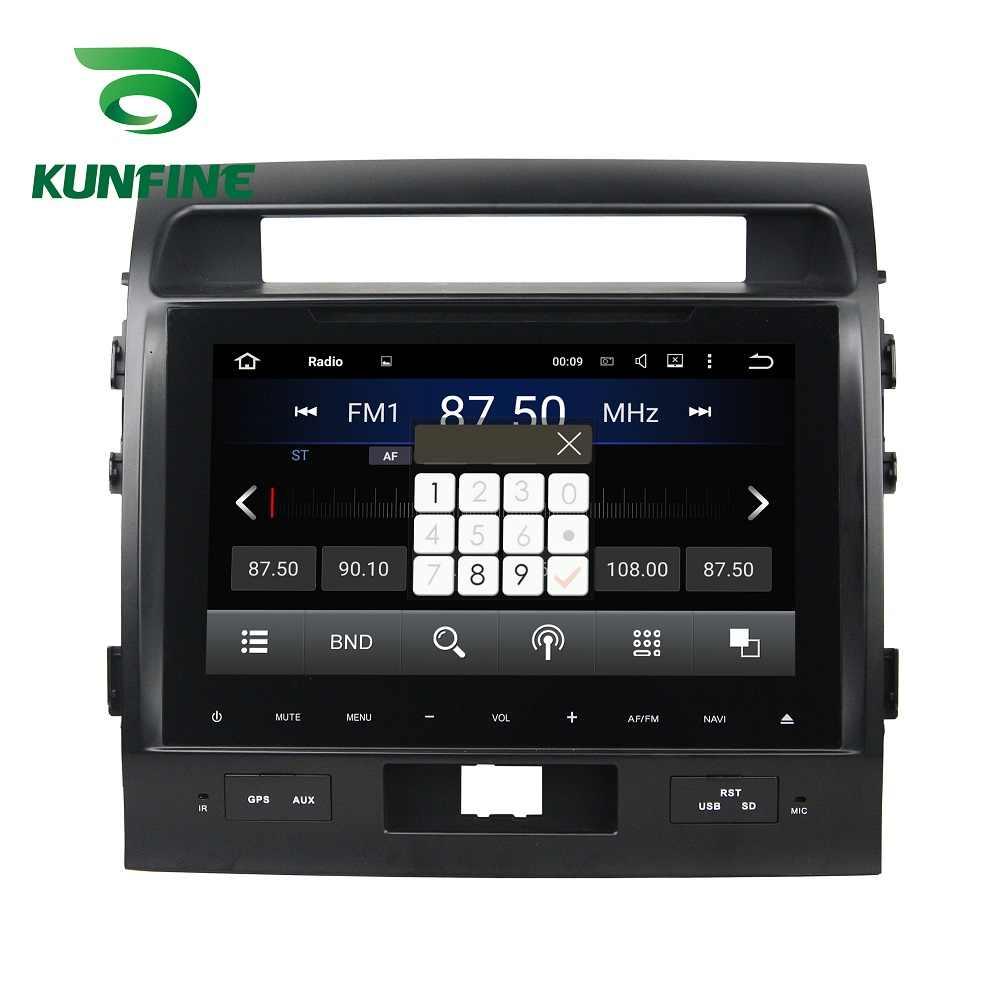 9 ''Quad Core 1024*600 Android 5,1 coche DVD GPS reproductor de navegación Deckless coche estéreo para Land cruiser 2012-2015 Radio Bluetooth