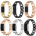 Genuine Stainless Steel Bracelet Smart Watch Band Strap For Fitbit Charge 2 SZ1229