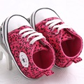 Baby Shoes Sneaker Infant Shoes Popular 3 Colors All Seasons Cotton Leopard Toddler Boy Sneakers Denim Shoes Newborn Baby Shoes