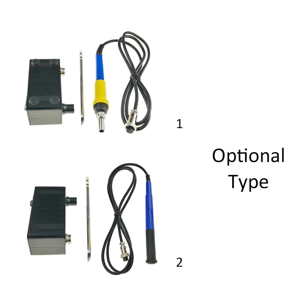 Electric Soldering Iron KSGER T12 Mini Welding Temperature Control Soldering Station DIY Electronic Repair Handle Solder Tool