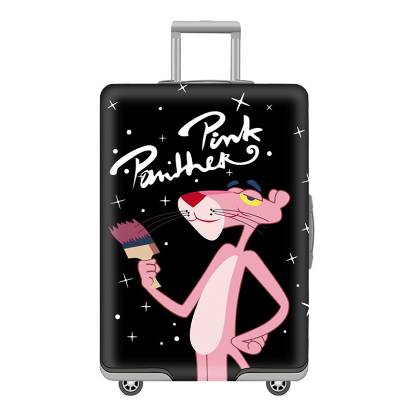 Animal Pattern Luggage Cover Elastic Luggage Protective Covers For 19-32 Inch Suitcase Case Dust Cover Travel Accessories