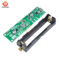 Micro USB 18650 Lithium Battery Charger Protective Board 5V Step-up Boost Conveter UPS Battery Charging Discharge Power Module