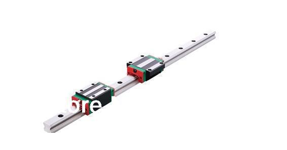 ФОТО HGW Series 15mm width 350mm length HGW15 Original Taiwan HIWIN Linear Rail Guides Accuracy C By CNC Modulkit