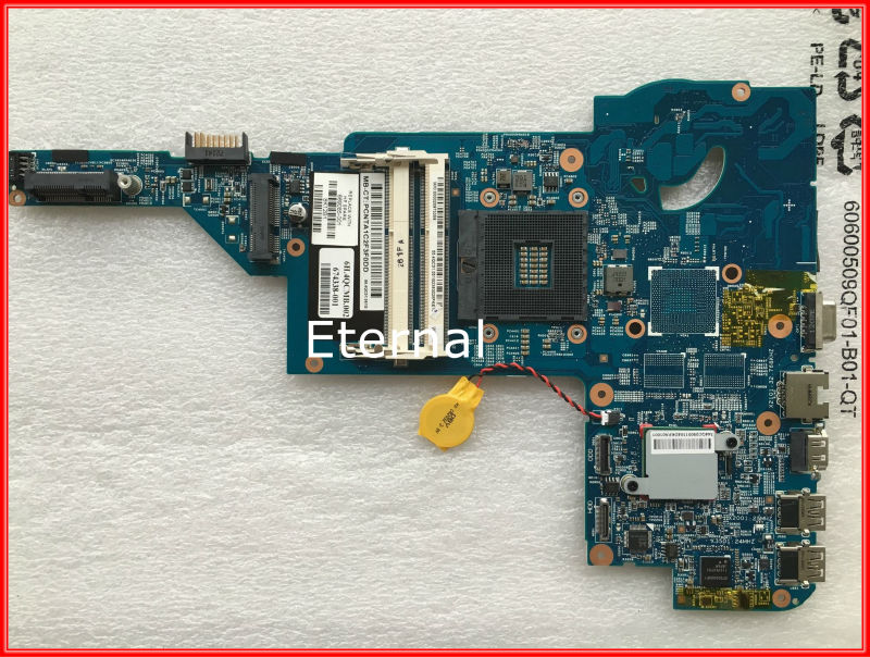 ФОТО 669085-001 for HP PAVILION DM4 DM4-3000 laptop motherboard 48.4QC05.011 HM67 GMA HD3000 DDR3 100% tested