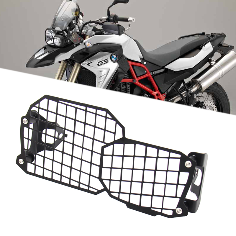 CNC Motorcycle Headlight Guard Protector For BMW F650/F700/F800 GS/Adventure F800GS F700GS F650GS F 800/700/650 GS Free Shipping
