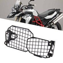 Cnc protetor de farol de motocicleta, proteção para farol de motocicleta para bmw f650/f700/f800 gs/adventure f800gs f700gs f650gs f 800/700/650 gs frete grátis