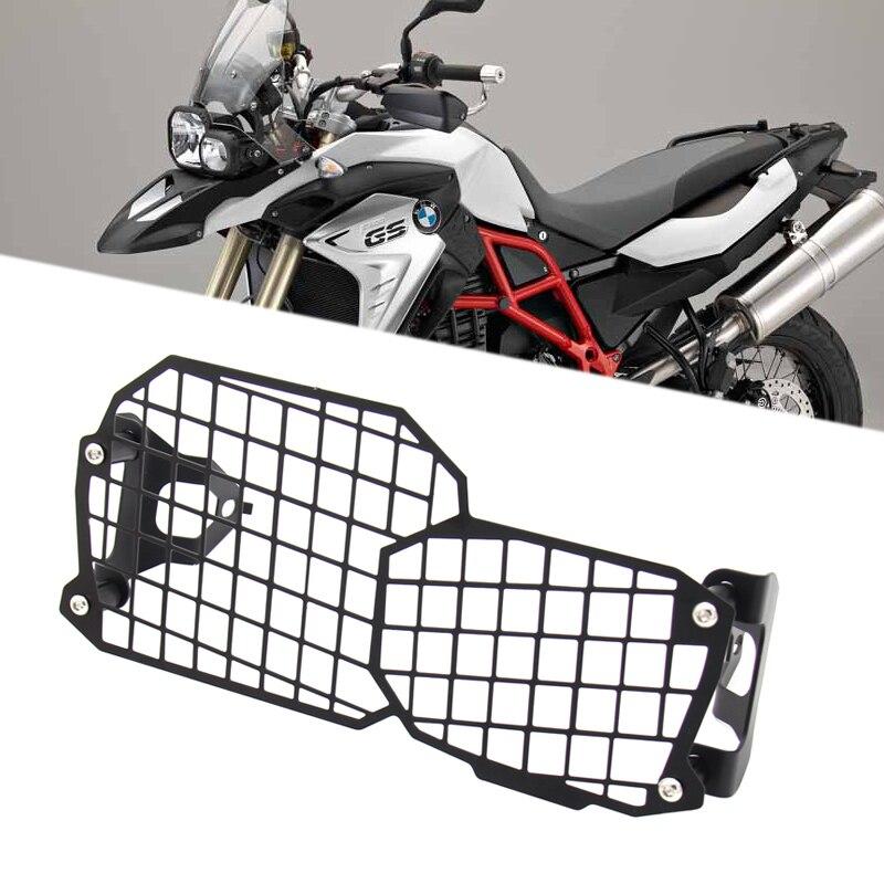 Cnc motocicleta farol guarda protetor para bmw f650/f700/f800 gs/aventura f800gs f700gs f650gs f 800/700/650 gs frete grátis