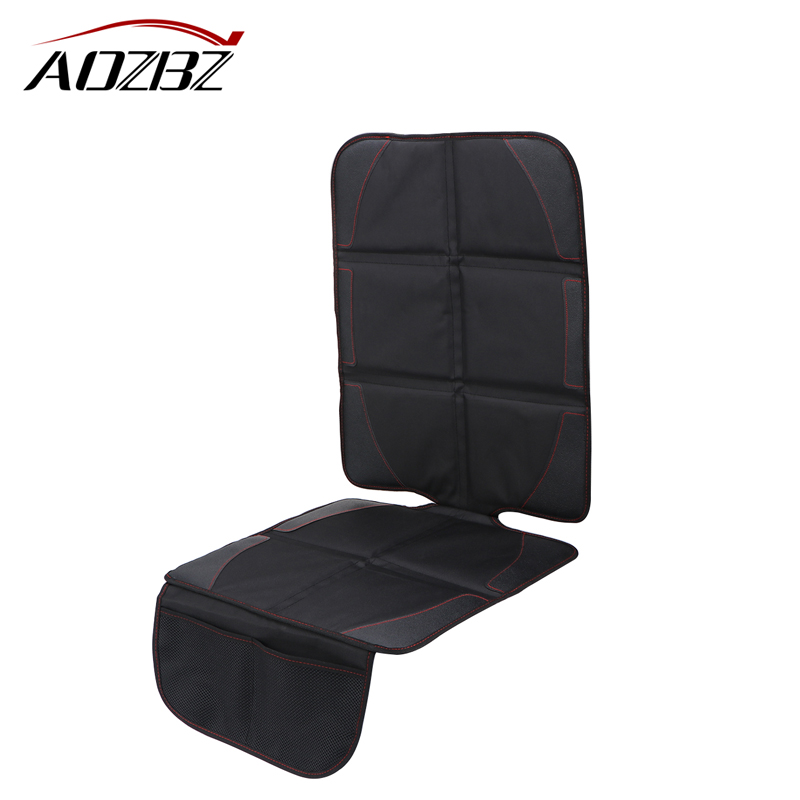 Child Baby Auto Seat Protector Mat Car Seat Protector For
