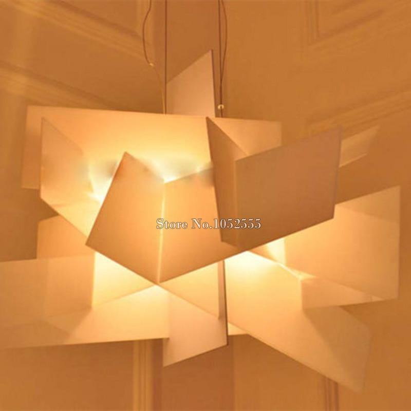 Nova dizajnerska svjetiljka Privjesci za privjeske sa velikim - Unutarnja rasvjeta - Foto 2