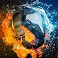 5-18 Лет Мальчик Студент Часы Железный Человек LED Чувство Моды Робот Воин Время Часы без запаха Силиконовые Запястье часы relogio