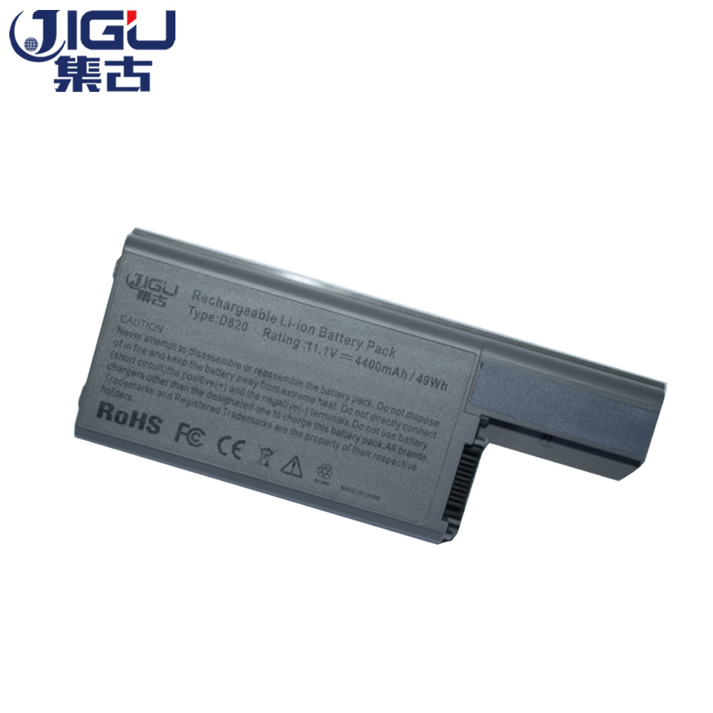 JIGU Replacement Laptop Battery For Dell Latitude D531N D820 D830 Precision M65 Precision M4300 Mobile Workstation YD626 YD624 image