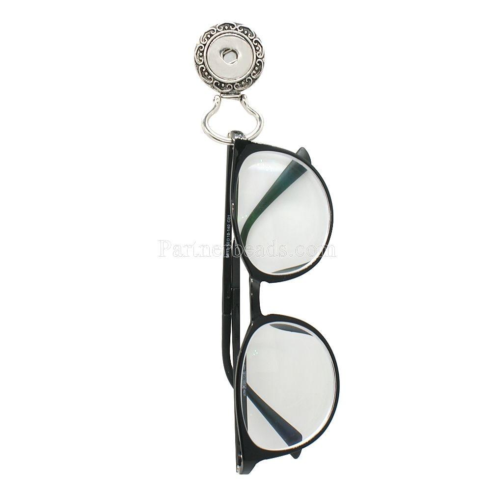 Partnerbeads Heißer Verkauf Brillenhalter Metall Mode Frauen & - Modeschmuck - Foto 2