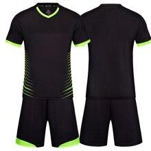 4a244601a2ee7 2018 nueva profesión fútbol niños Sets Survetement Football Kits hombres  adultos niño Futbol entrenamiento uniformes baratos
