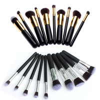 Professional Cosmetic Makeup Tool Powder Eyeshadow Blush Brushes Set H7JP