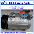 10S20C Air Conditioning Compressor for Chrysler Voyager OEM 5005420AA/5005420AC/5005420AD 447220-3870/447220-3871/447220-4980
