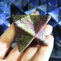 100g Natural dragon blood stone crystal quartz Merkaba Stars Gemstone Merkabah Energy Minerals Healing