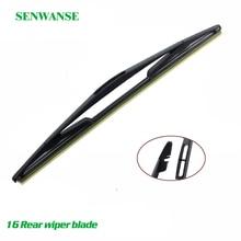 Senwanse 16 «задний Дворник для Citroen Xsara Picasso 2000-2010 лобовое стекло заднего стекла ветровое стекло автомобиля аксессуары