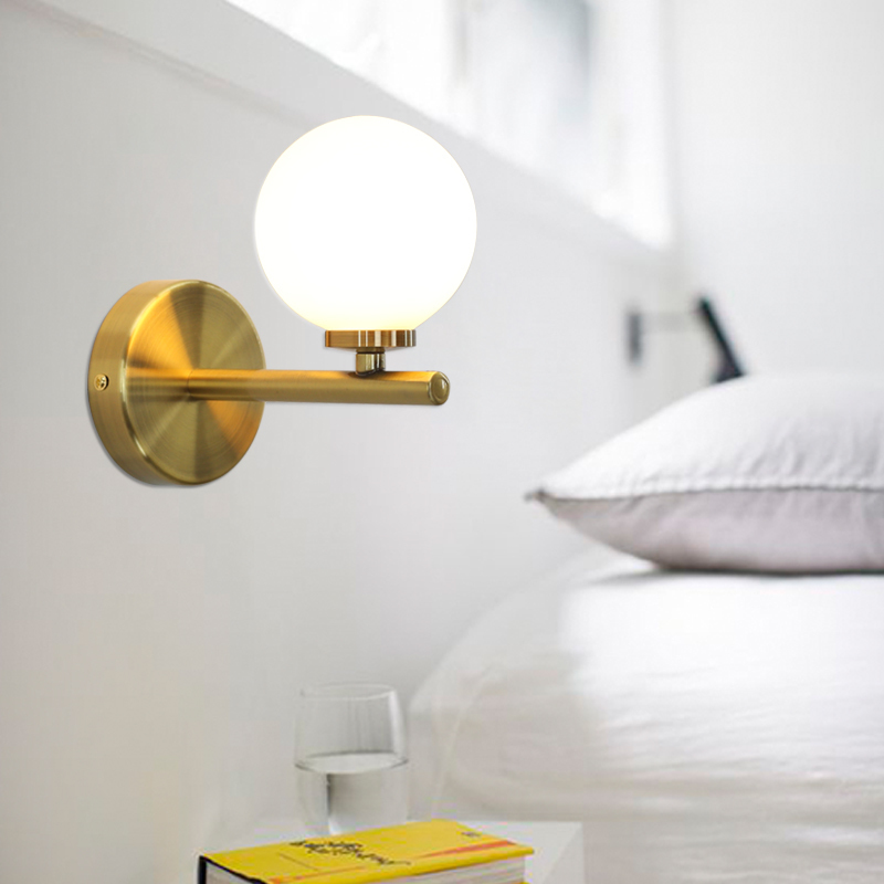 Led Wall Lights Mounted Indoor
