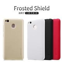 Xiaomi Redmi 4X Case Redmi 4 X Cover Nillkin Brand High Quality Frosted Case For Xiaomi