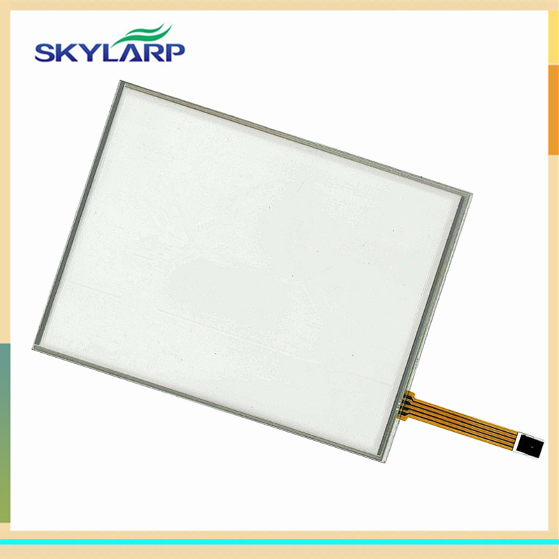 все цены на skylarpu New 10.4 inch touch screen for 255mm*173mm Industrial equipment touchscreen digitizer panel glass онлайн