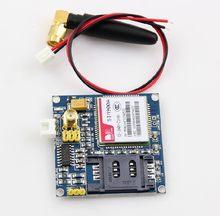 Novo Kit de Extensão Sem Fio V4.0 SIM900A Módulo GSM GPRS Antena Board Testado Em Todo O Mundo Loja