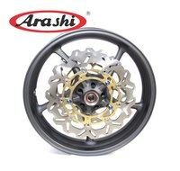 Arashi R1 Wheel Rims Set For YAMAHA YZF R1 2006 2007 2008 2009 2010 2011 2012 Front Wheel Rim & Front Brake Disc