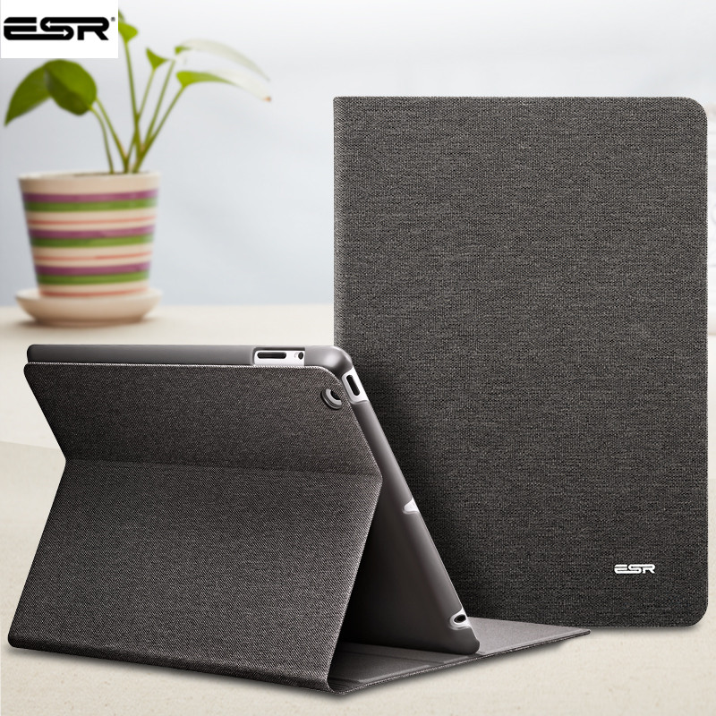 Case for iPad 2 3 4, ESR PU Leather Smart Cover Folio Case Stand with Auto Sleep/ Wake Function ecology Cover for iPad 2 3 4 цена