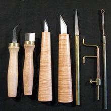 7 шт. различные инструменты для скрипки, звуковые столбы инструменты, мосты резак, F отверстие нож, паз нож